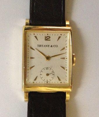 a727d2df468 Hodinky Hodinky Tiffany   Co. 10kt Gold filled D A – Art Deco mechanické